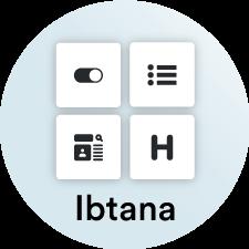 Ibtana Visual Editor
